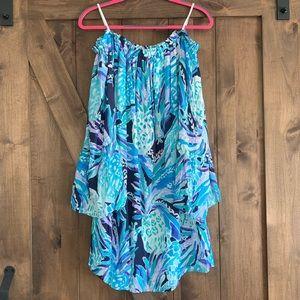 🌺NWOT Lilly Pulitzer 'Alotta Colada' Nevie Dress